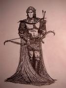 Elfi łucznik